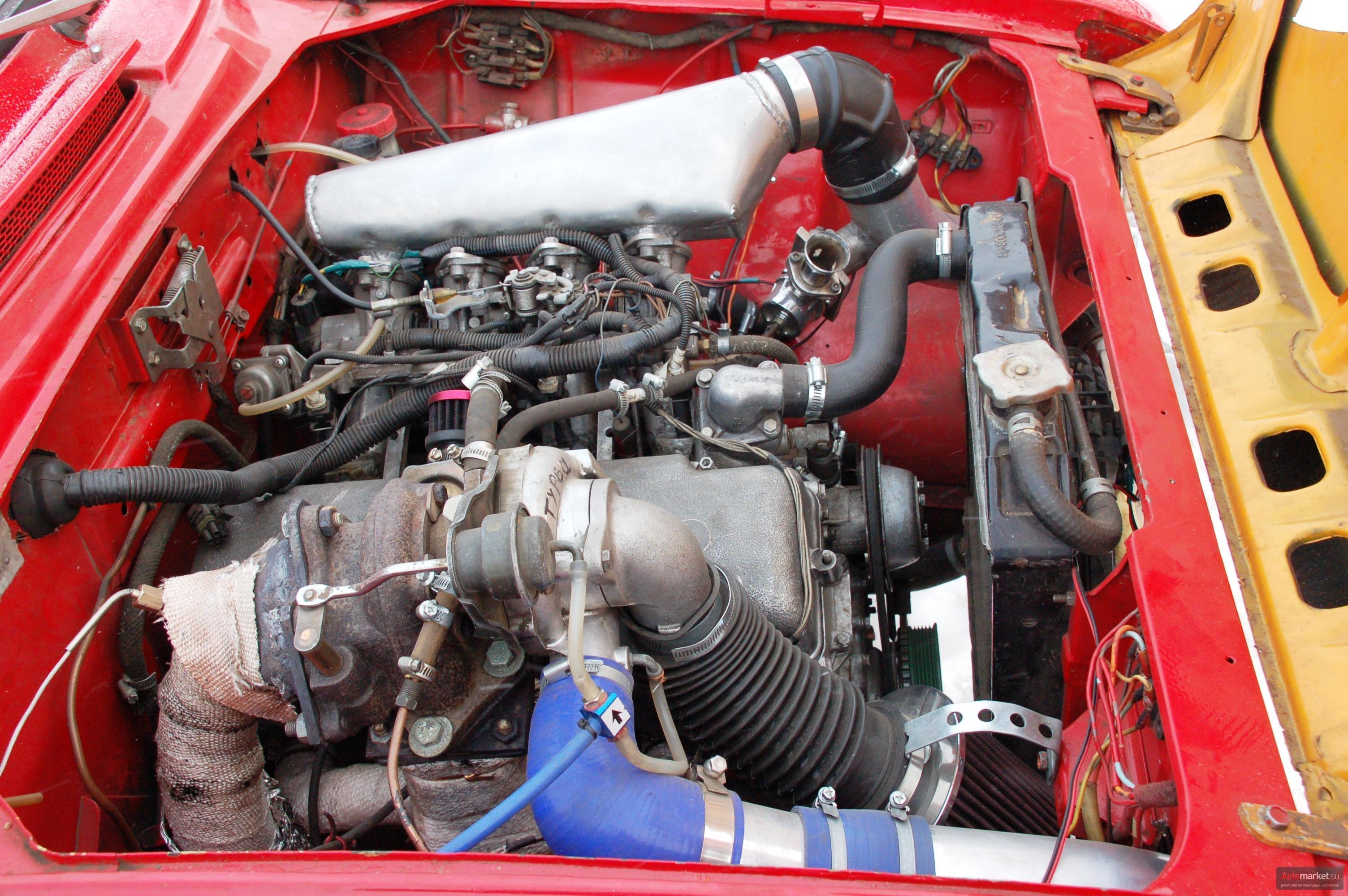 Москвич своими руками двигатель