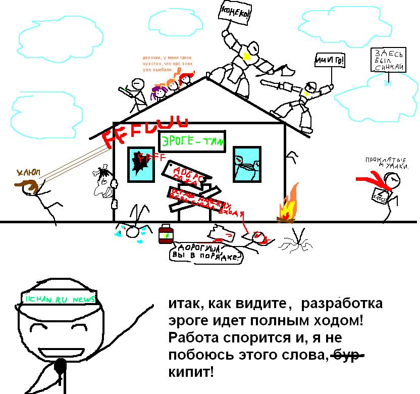 IIchan.ru — Бред