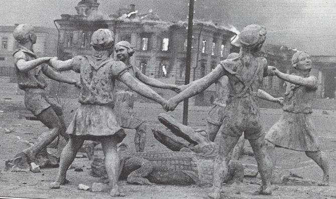 """Газета Протестант """" Пять причин, почему Сталинградская битва стала самым страшным сражением в истории человечества"""