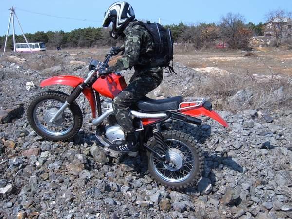 Мотоциклы эндуро своими руками 62