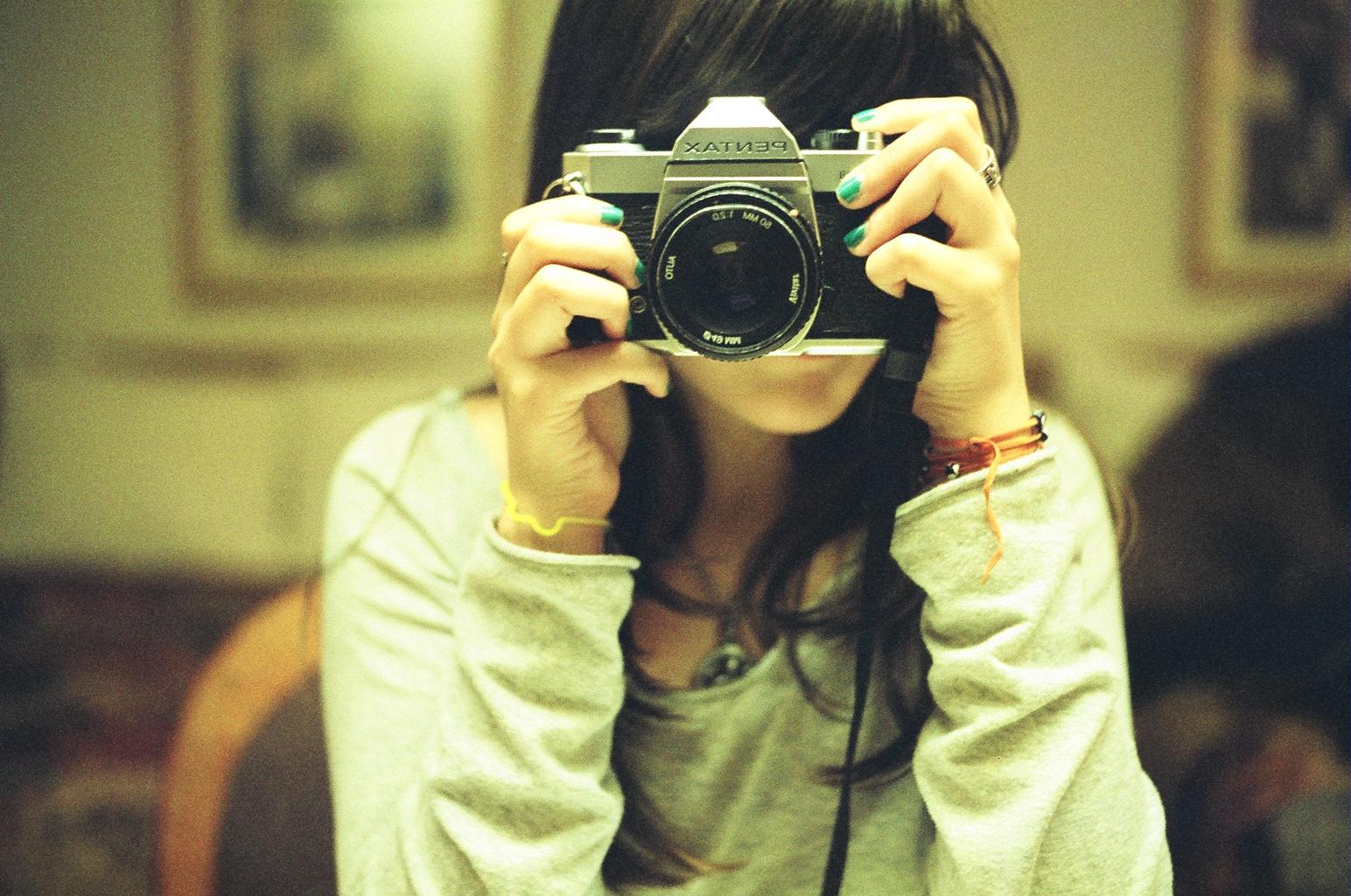 Как красиво сделать фото без лица